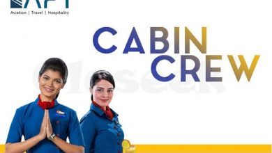 Photo of Training Aircraft for Cabin Crew Training