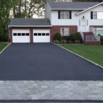 Asphalt Laying driveway Services