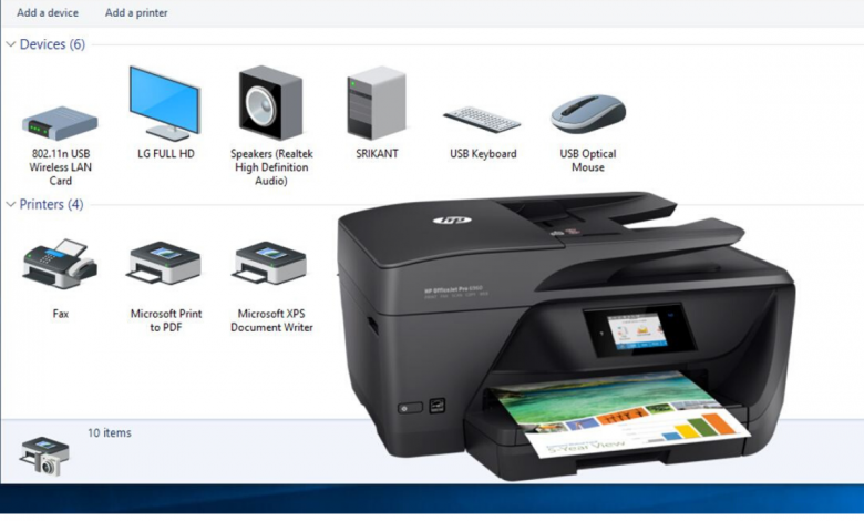 How To Fix Printer Driver Issue on Windows 10