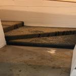sewerage cleanup